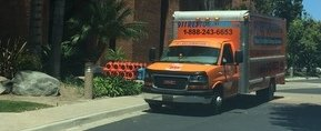 Water and Mold Damage Restoration Truck